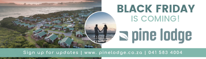 Black Friday Accommodation Specials Port Elizabeth
