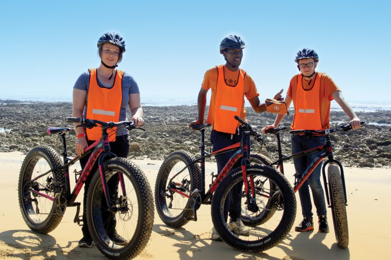 Fatbike Beach Tours Port elizabeth accommodation