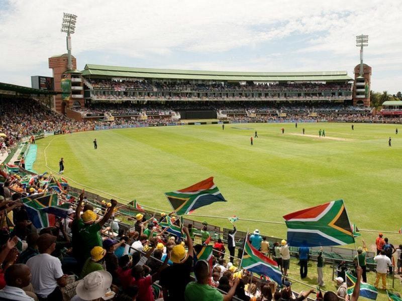 St George's Park Stadium Port Elizabeth